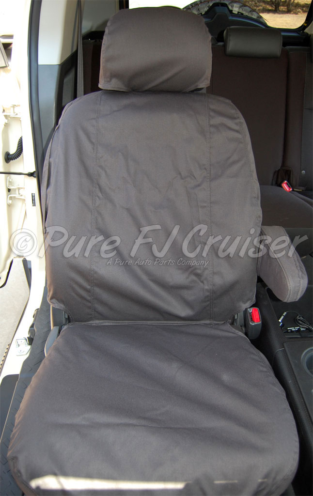 Covercraft SeatSaver FRONT Seat Covers for 2011+ FJ Cruiser