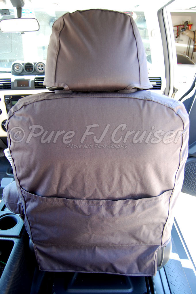 Covercraft Seatsaver Front Seat Covers For 2007 2010 Fj