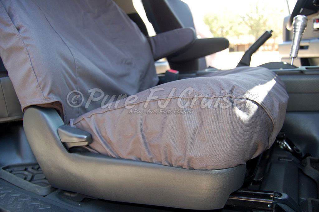 Covercraft SeatSaver FRONT Seat Covers for 2007-2010 FJ Cruiser