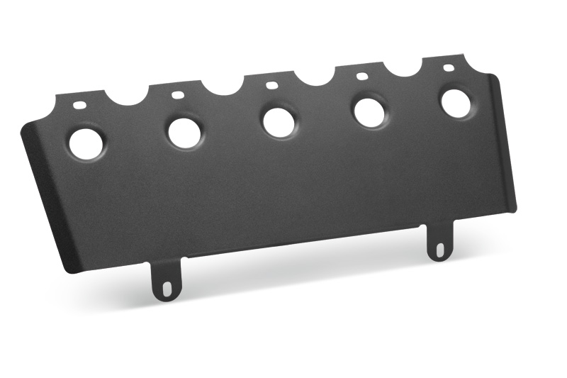 Warrior Products Front Bumper Skid Plate 10-14