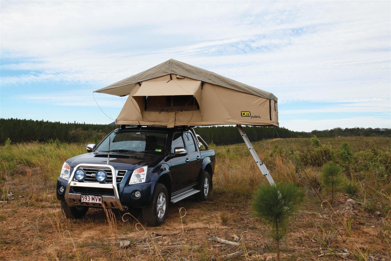 TJM Off-Road Yulara Roof Top Tent & Roof Top Tent : Pure FJ Cruiser Accessories Parts and Accessories ...