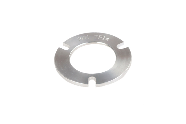 "Front Top Plate Spacer (One - 1/4"")"
