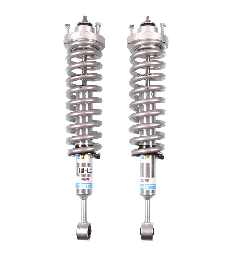 Toytec/Bilstein height adjustable coilovers 2010-2014