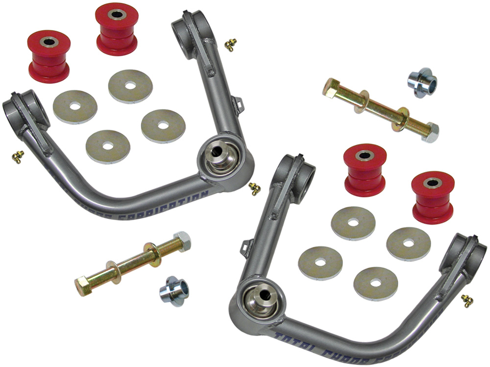 Total Chaos Upper Control Arms for 2007+ FJ Cruiser - Urethane Bushings
