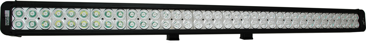 "40"" XMITTER PRIME LED BAR BLACK SEVENTY TWO 3-WATT LED'S 10 DEGREE NARROW BEAM"
