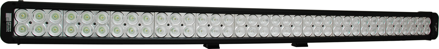 "40"" XMITTER PRIME LED BAR BLACK SEVENTY TWO 3-WATT LED'S 40 DEGREE WIDE BEAM"