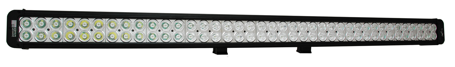 "43"" XMITTER PRIME LED BAR BLACK SEVENTY EIGHT 3-WATT LED'S 10 DEGREE NARROW BEAM"
