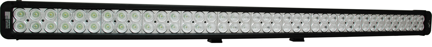 "43"" XMITTER PRIME LED BAR BLACK SEVENTY EIGHT 3-WATT LED'S 40 DEGREE WIDE BEAM"