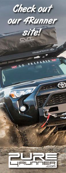 Visit Pure 4Runner!