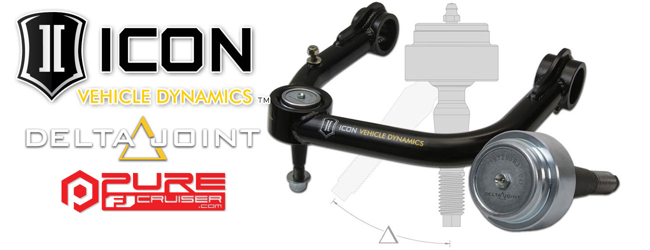 Order your Icon Retrofit Delta Joint from Pure FJ Today!