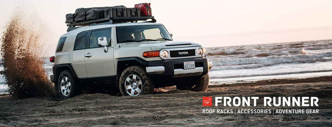 Front Runner Accessories available from Pure FJ Cruiser!