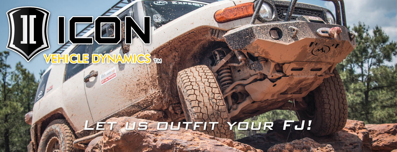 FREE SHIPPING on all Icon Lift Kits!