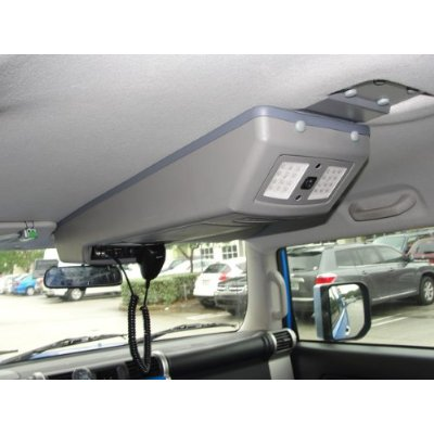 Outback Roof Console For 2010+ Toyota FJ Cruiser