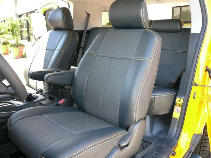 Clazzio Fj Cruiser Seat Covers 2007 2008 L Eatob2650kkk 40000