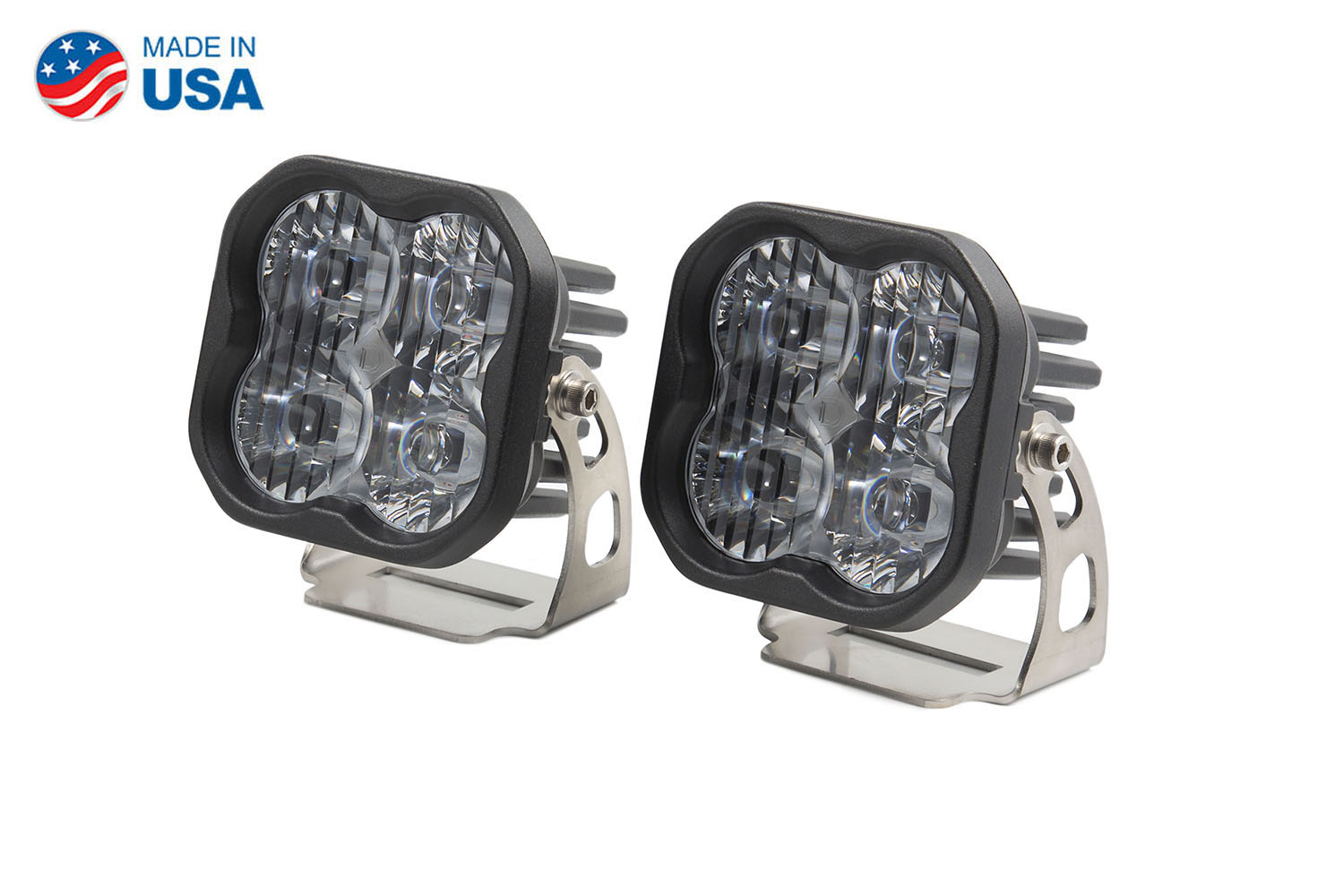Diode Dynamics Worklight SS3 Sport White SAE Driving Standard (pair)