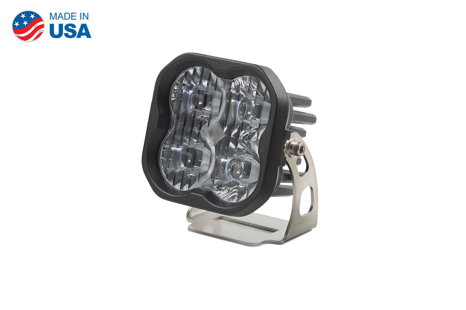 Diode Dynamics Worklight SS3 Pro White SAE Driving Standard (single)