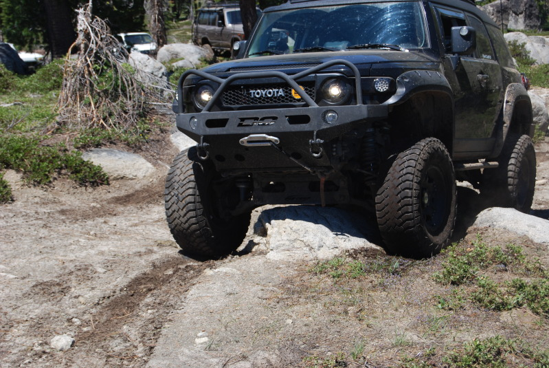 Demello Off-road Evil Eye Front Bumper