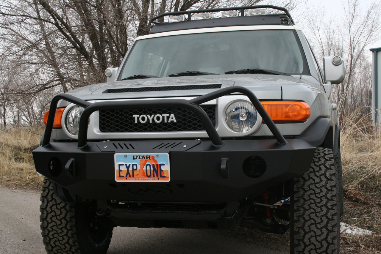 Expedition One Fj Cruiser : Expedition one pure fj cruiser accessories parts and