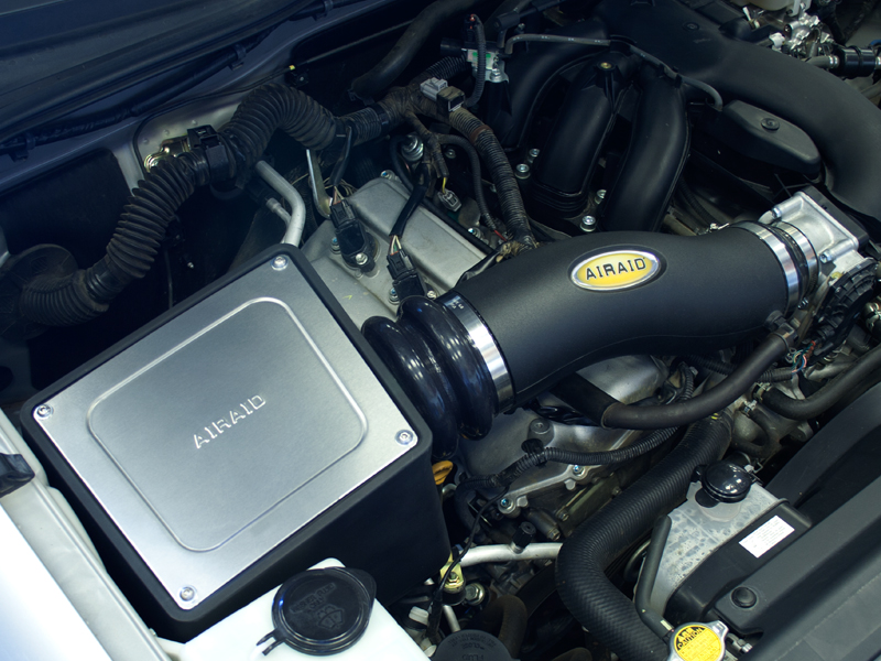 AIRAID MXP Series Cold Air Box Intake System 2010+ FJ