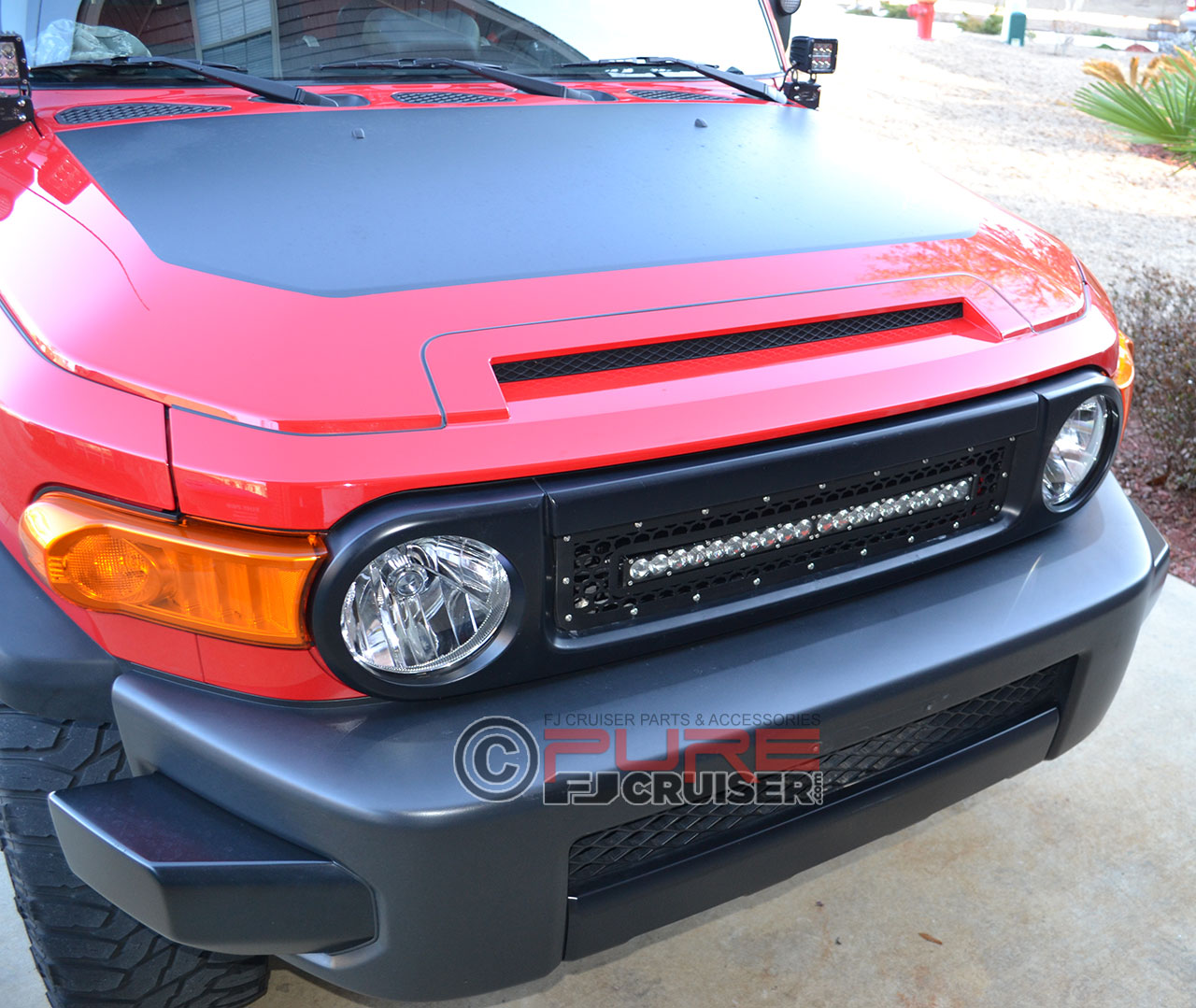 "DB Customz Grille insert for 20"" LED Light Bar"