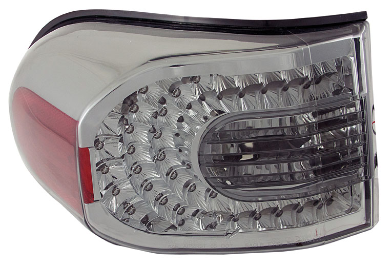 FJ Cruiser LED tail light by Anzo - Smoke