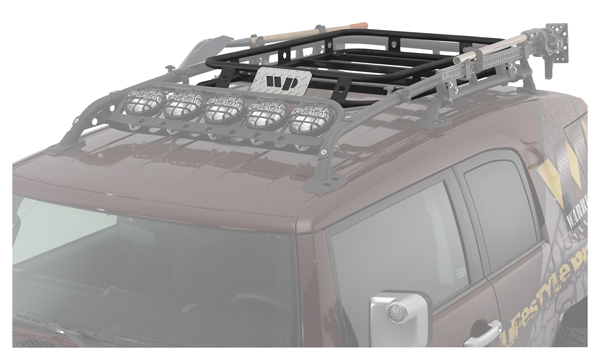 Fj Cruiser Drop In Cargo Rack 3810 519 24 Pure Fj