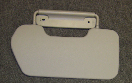 FJ Cruiser Visor Sub Assy Right Side