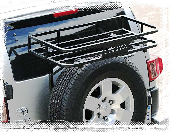 Wilderness Racks FJ Cruiser Trail Rack