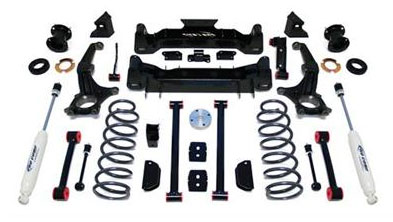 Explorer Pro Comp Suspension Lift for 2007-2009 FJ Cruiser w/ ES Series Shocks STAGE 1