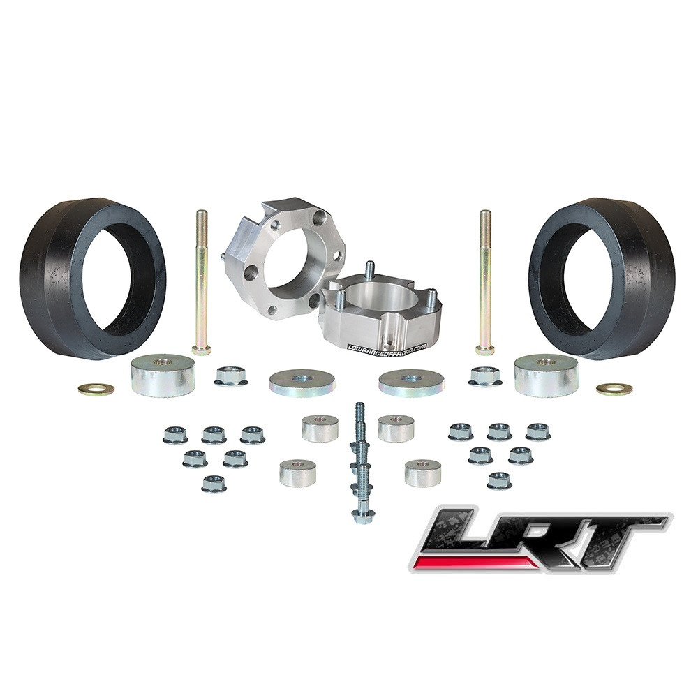 "Low Range Off-Road FJ LRT 3"" Lift Kit 2007+"