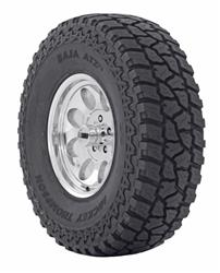 Mickey Thompson Baja ATZ tires (33x12,5R 20)