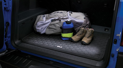 FJ Cruiser All Weather Cargo Mat