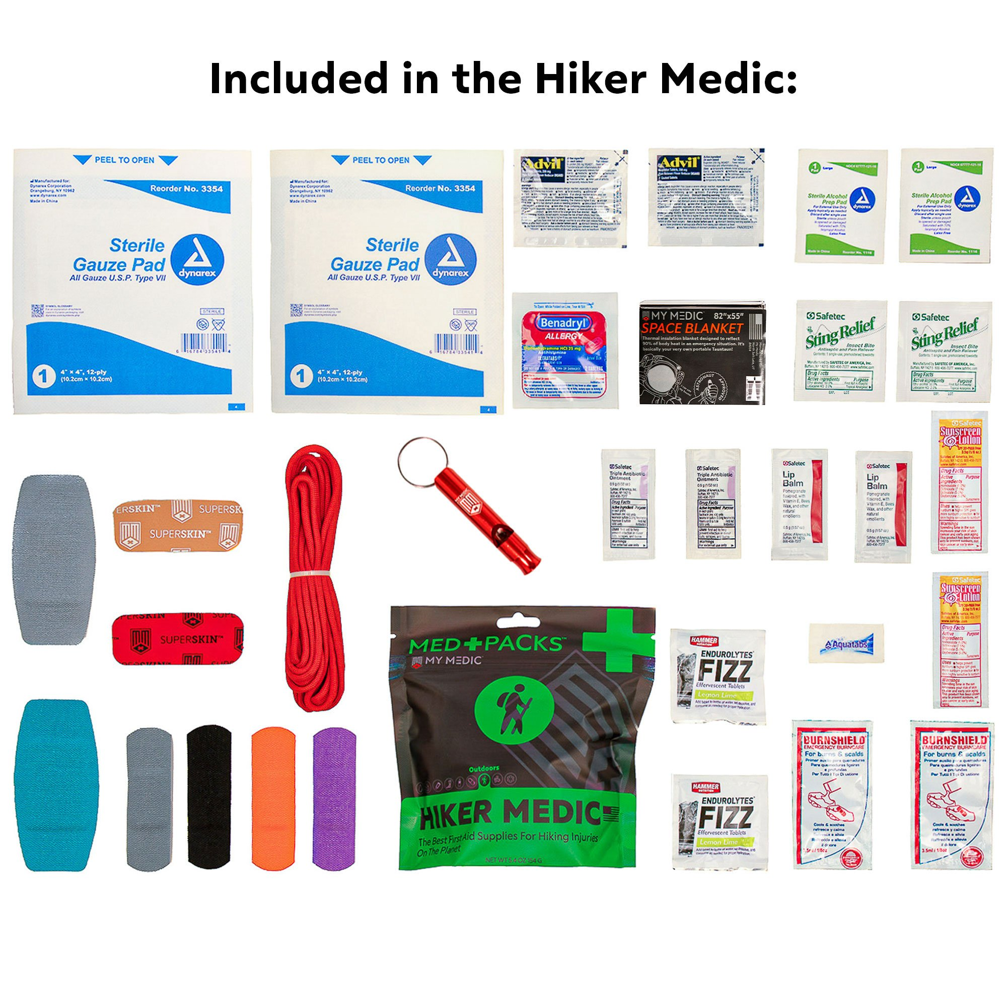 10 Essentials - First Aid Kit