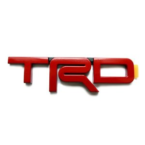 TRD Badge - Red
