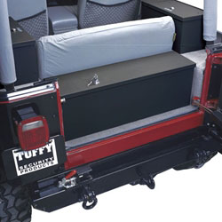 Tuffy Super Security Storage Trunk 4Runners - FREE SHIPPING