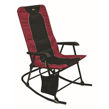 Faulkner Dakota Rocking Chair 42.1in x 24 in x 35.8 (300 lb. capacity)