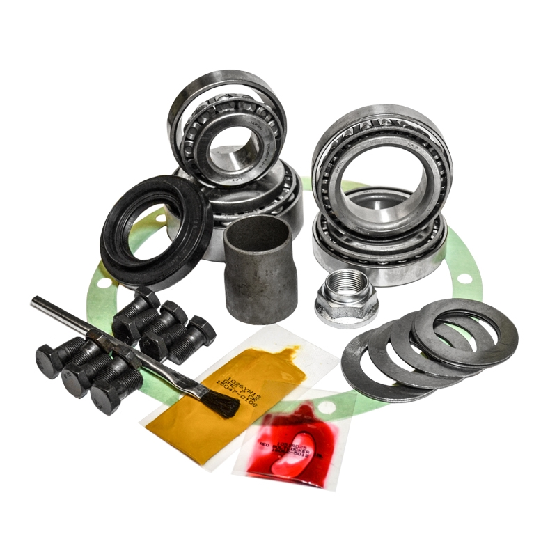 "Toyota 8"" Nitro Front or Rear Master Install Kit, 29 spline 2007-2009"
