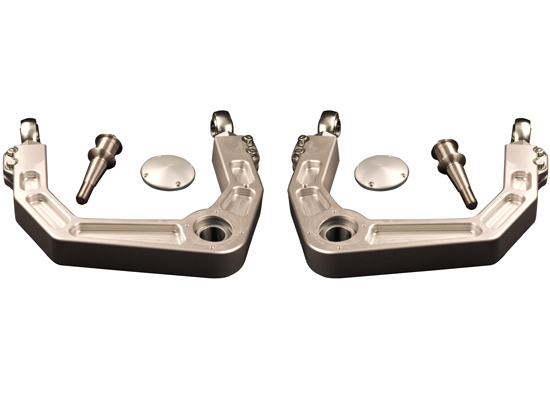 2007 - Current FJ Cruiser Billet Uniball Upper Control Arm Kit