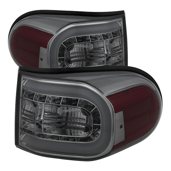 Spyder Toyota FJ Cruiser 07-13 Light Bar LED Tail Lights - Smoke