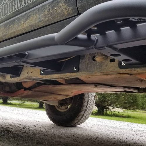 Southern Style FJ Cruiser Rock Sliders - 2007+