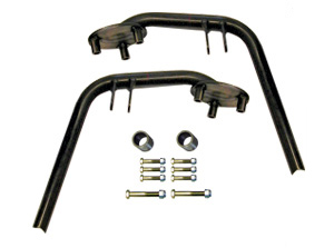 TC Dual Shock Hoops - Long Travel Control Arms