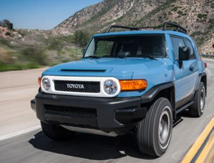 Toyota White FJ Grille - Ultimate Trail Edition