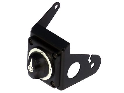 Shrockworks Disconnect Switch and Bracket