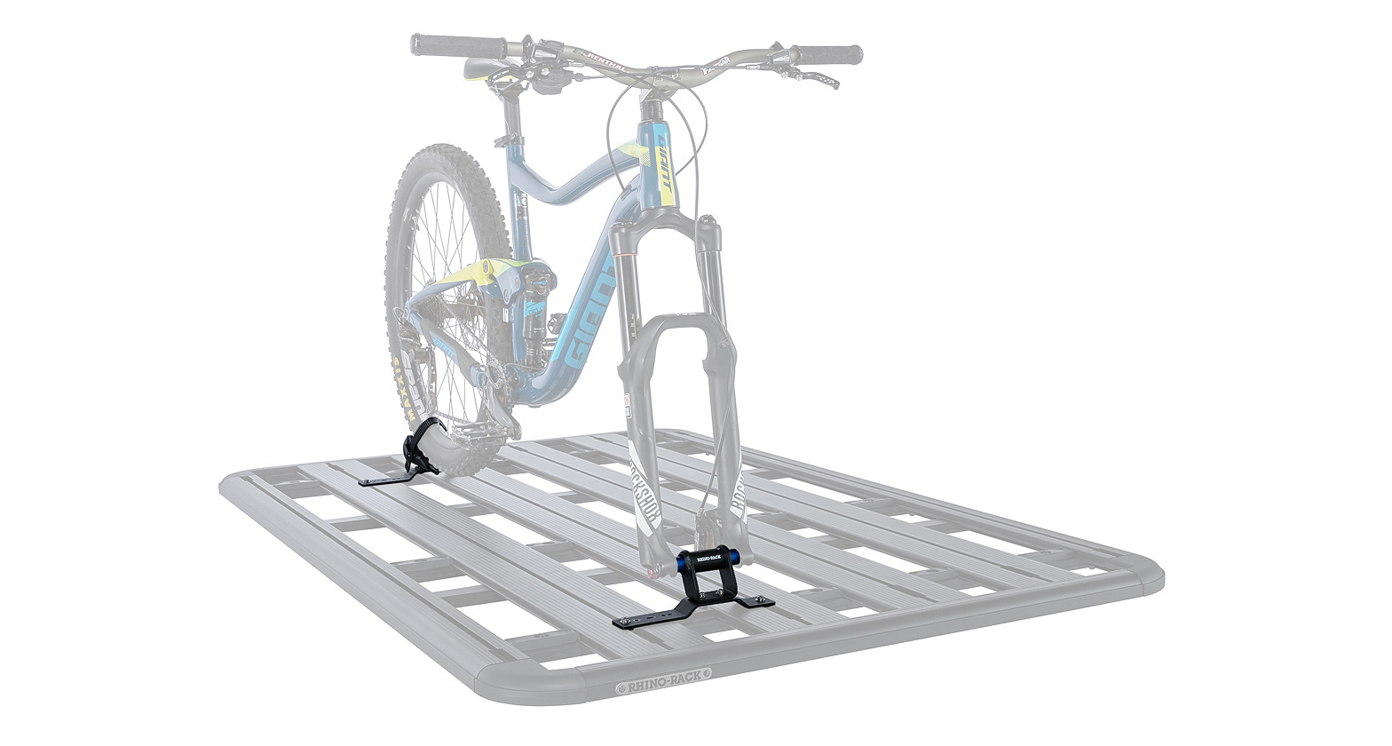 Rhino-Rack ioneer Thru Axle Bike Carrier