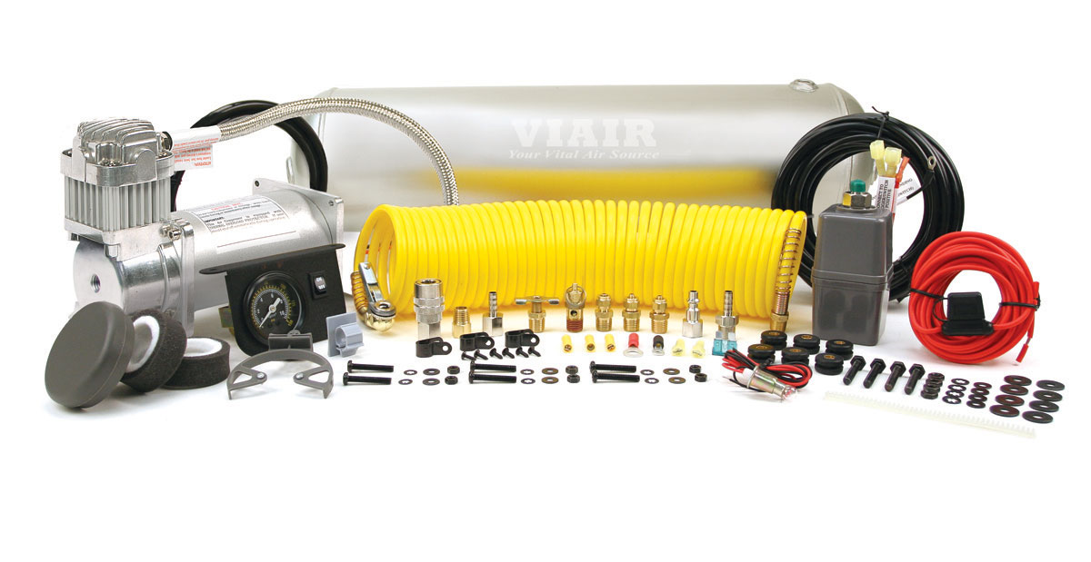 VIAIR Heavy Duty Onboard Air System