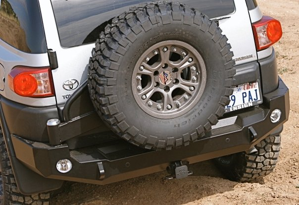 Expedition One Bumper Fj Cruiser : Expedition one rear bumper page toyota fj cruiser forum